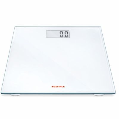 Soehnle Pino Digital Bathroom Scale White 63747
