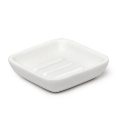 Umbra Junip Soap Dish White