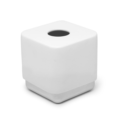 Umbra Junip Tissue Box White