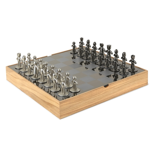 Umbra Buddy Chess Set