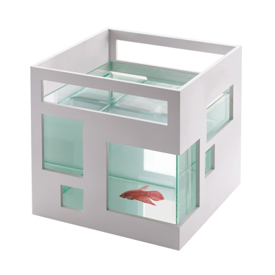 Umbra FishHotel Fishbowl White
