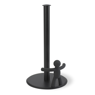 Umbra Buddy Paper Towel Holder Black