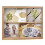 Umbra Edge Multi Aperture Frame Natural