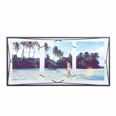 Umbra Prisma Multi Photo Frame Black
