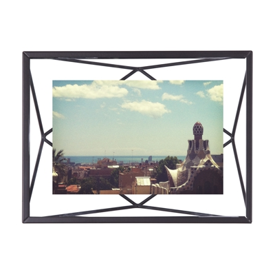 Umbra Prisma Photo Frame Black