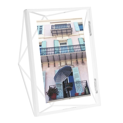 Umbra Prisma Photo Frame White