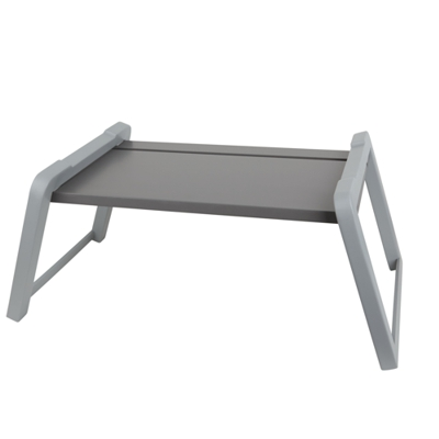 Umbra Fliptop Laptop Tray Grey