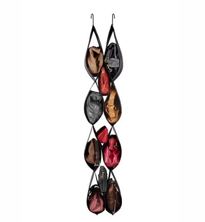 Umbra Pocketta Hanging Accessory Organiser Black