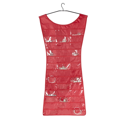 Umbra Little Red Dress Jewellery Organiser