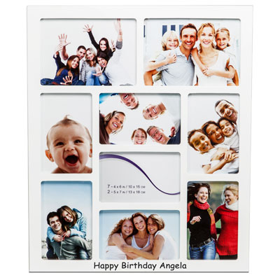 Personalised Photo & Poster Wall Frames - Modern Photo Frames UK