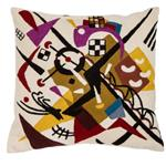Zaida Kandinsky Rails Cushion 20
