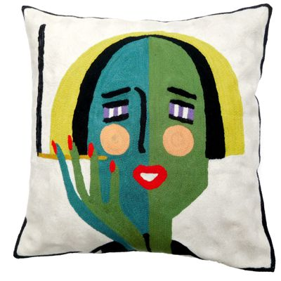 Zaida Louise Cushion 18""