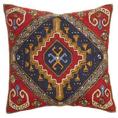 Zaida Raja Kilim Cushion 18""