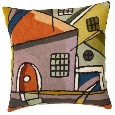 Zaida Town Arched Cushion 18""