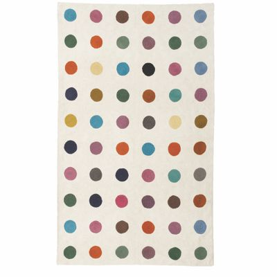Zaida Multi Colour Spot Rug