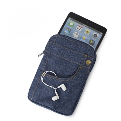 iPad Mini Case Jeans & Co. Blue 23cm x 15cm