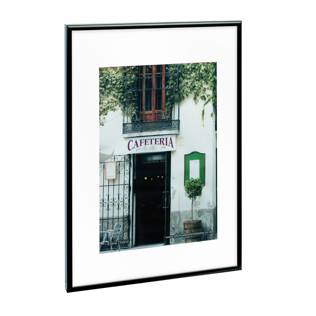 UK Black A3 Poster Frame at Contemporary Heaven