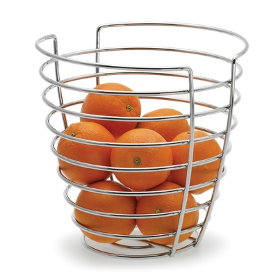 Blomus TALL Wire Fruit Bowl H24cm x 25cm Dia