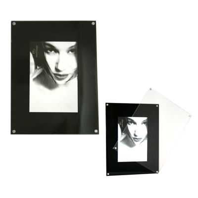 Black Clic Wall Frame