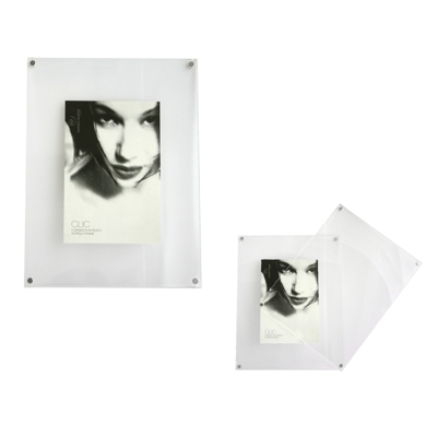 Clear Clic Wall Frame