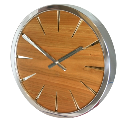 Roco Verre Cherry Empire Clock
