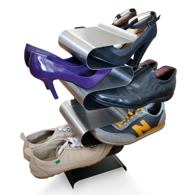 J Me Floor Standing Nest Shoe Rack