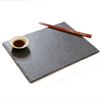 Natural Hand Cut Rectangle Slate Placemats