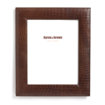 LEATHER & SUEDE PHOTO FRAMES