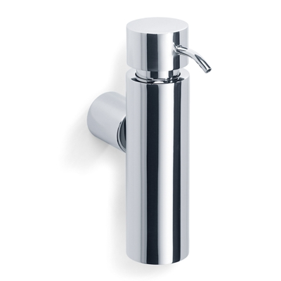 Blomus Polished StainlessSteel Wall Soap Dispenser