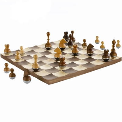 Umbra Plus Wobble Chess Set