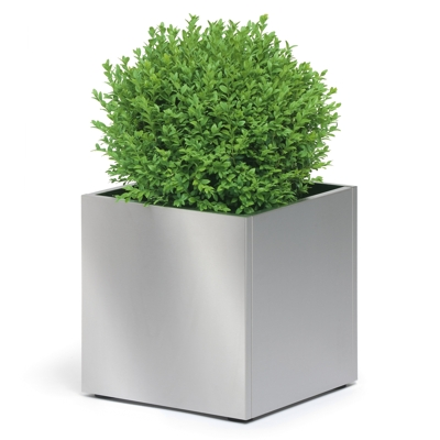 Blomus Square Stainless Steel Planter