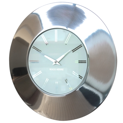 Roco Verre Orion Bars Clock