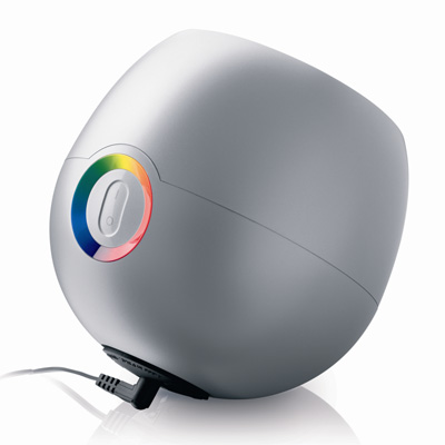 Philips Mini Living Colours Silver