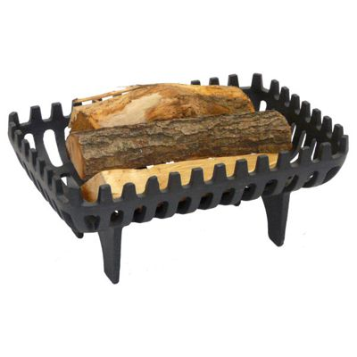 LOG AND COAL FIRE BASKETS GRATES
