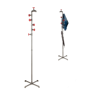 Balvi Pipeline Coat & Hat Stand