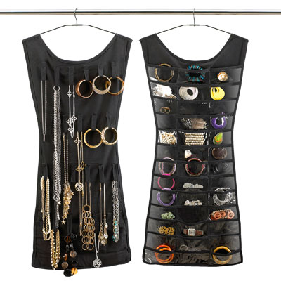 Umbra Little Black Dress Jewellery Organiser