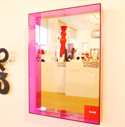 Kartell Only Me Wall Mirrors 50cm x 70cm