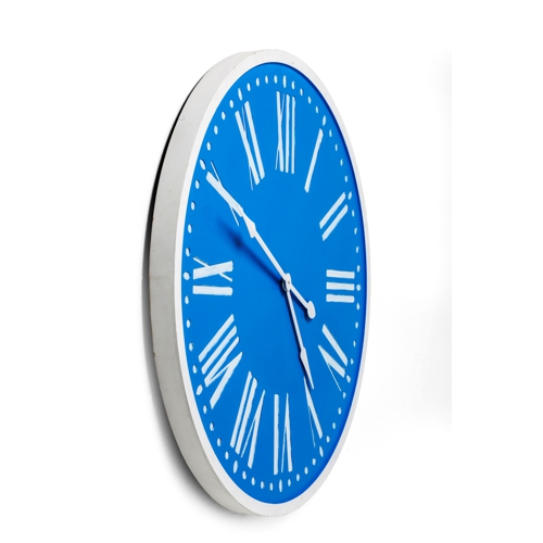 Sea view large wall clock uk for Large wall clock uk