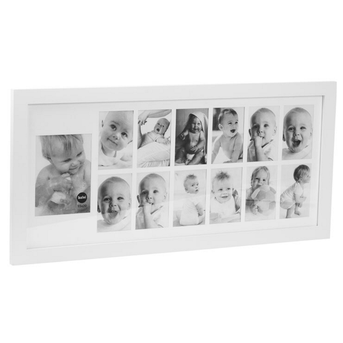 My First Year Photo Frame White Uk