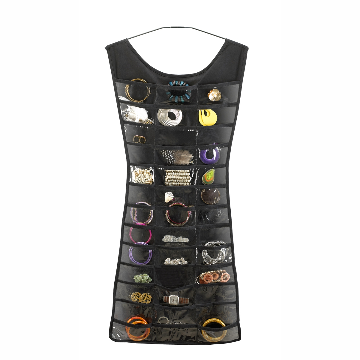 Umbra Little Black Dress Jewellery Organiser H107cm x W46.5cm