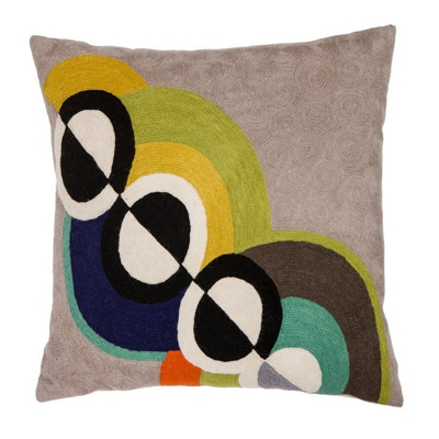 Zaida Delaunay R Prism Cushion 20 50cm x 50cm (20 x 20 inches)